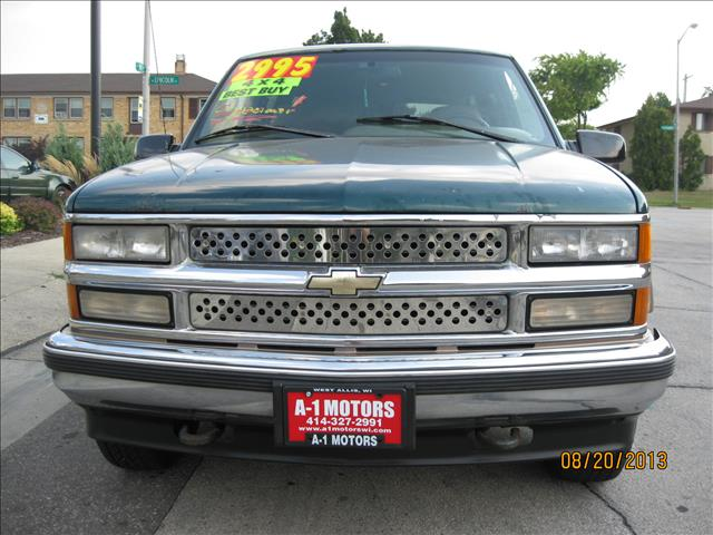 Chevrolet Tahoe Used Cars For Sale