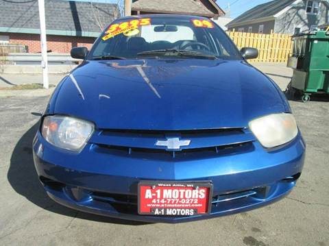 2004 Chevrolet Cavalier for sale in West Allis, WI