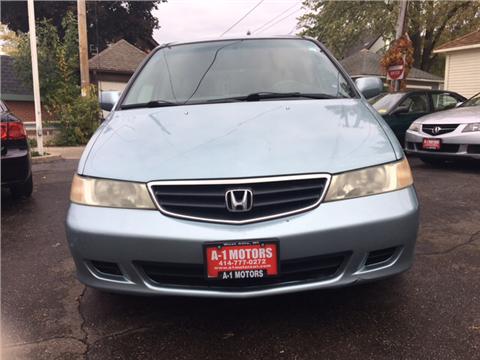 2004 Honda Odyssey for sale in West Allis, WI