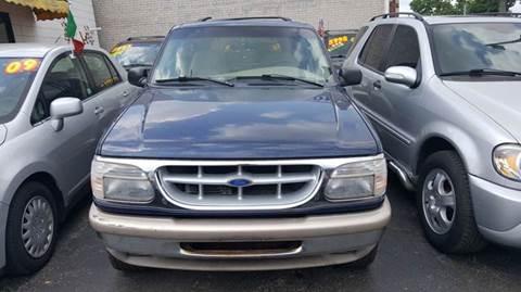 1997 Ford Explorer For Sale Phoenix Az