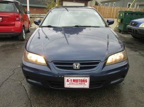 2002 Honda Accord for sale in West Allis, WI