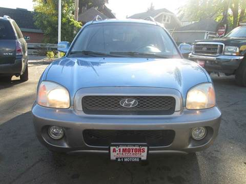 2003 Hyundai Santa Fe for sale in West Allis, WI