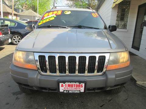 2001 Jeep Grand Cherokee for sale in West Allis, WI
