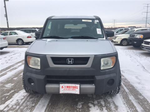 2003 Honda Element for sale in West Allis, WI