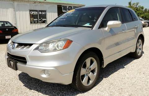 2008 Acura RDX for sale in Circleville, OH