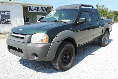 2001 Nissan Frontier for sale in Circleville, OH