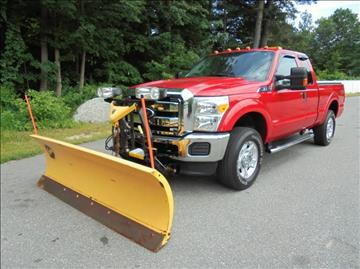 2011 Ford F-250 Super Duty for sale in Tyngsboro, MA