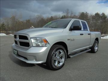 2013 RAM Ram Pickup 1500 for sale in Tyngsboro, MA
