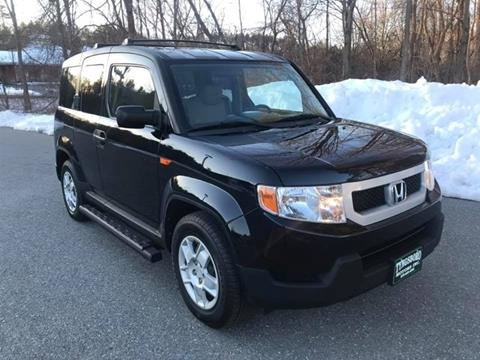2011 Honda Element for sale in Tyngsboro, MA