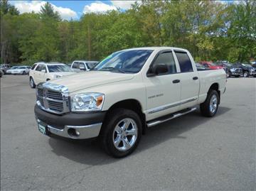2007 Dodge Ram Pickup 1500 for sale in Tyngsboro, MA