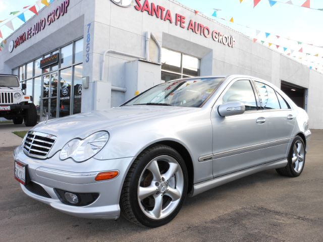 2006 MERCEDES-BENZ C-CLASS C230 SPORT SEDAN silver all power equipment on this vehicle is in worki