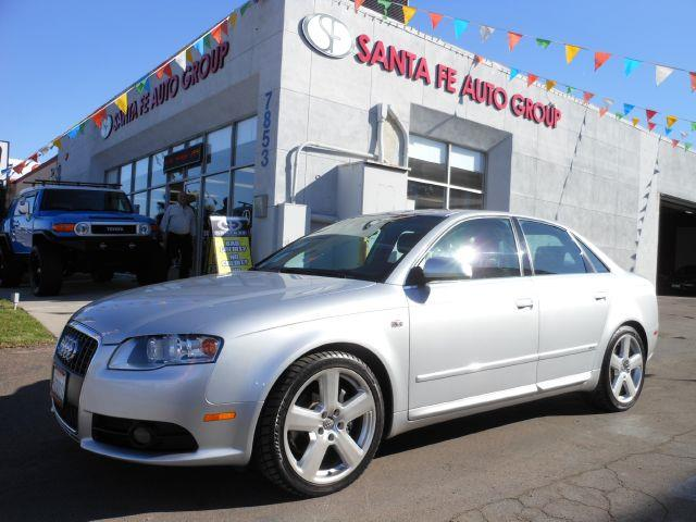 2006 AUDI A4 20 T WITH MULTITRONIC silver all power equipment on this vehicle is in working order