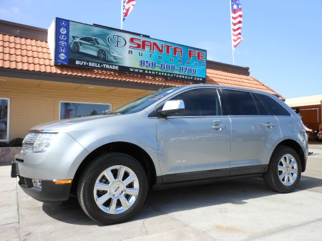 2007 LINCOLN MKX FWD gray you wont find any electrical problems with this vehicle  there are no d