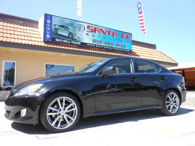 2008 LEXUS IS 250 IS 250 6-SPEED SEQUENTIAL black you wont find any electrical problems with this