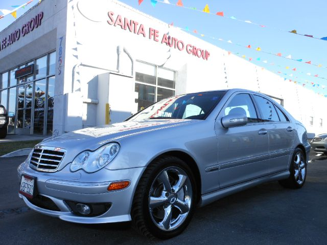 2005 MERCEDES-BENZ C-CLASS C230 K SPORT SEDAN silver there are no electrical problems with this ve