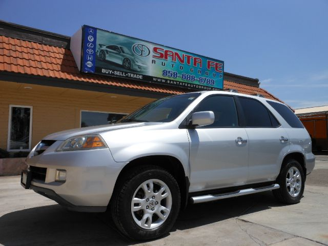 2005 ACURA MDX TOURING WITH NAVIGATION SYSTEM silver this vehicle has no known defects  there are
