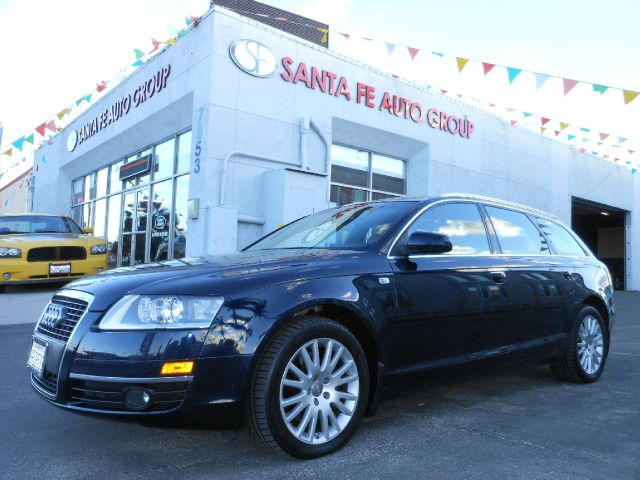 2006 AUDI A6 32 QUATTRO WITH TIPTRONIC blue the electronic components on this vehicle are in work