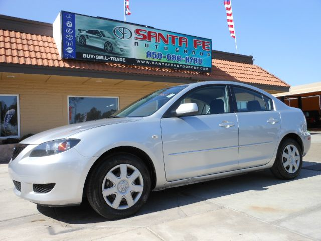 2006 MAZDA 3 MAZDA 3 silver all electrical and optional equipment on this vehicle have been checke