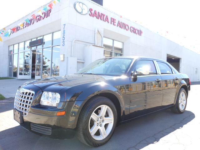 2006 CHRYSLER 300 300 black all power equipment on this vehicle is in working order  vehicle is d