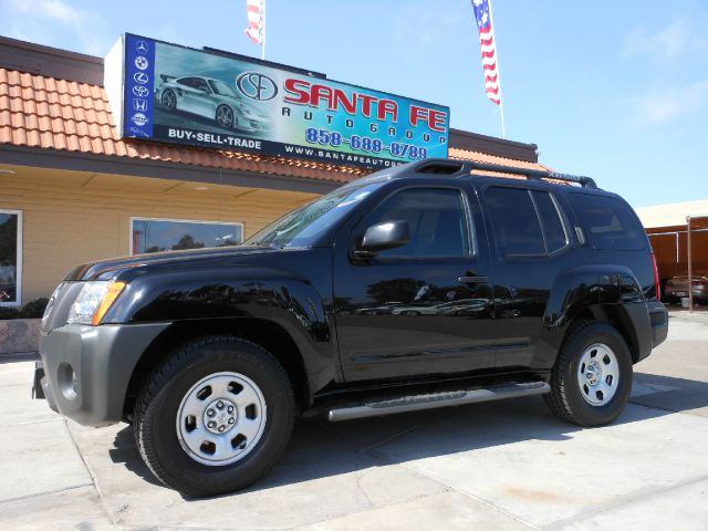 2007 NISSAN XTERRA SE 2WD black all electrical and optional equipment on this vehicle have been ch