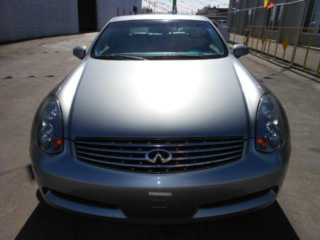 2004 Infiniti G35 Coupe with Leather - San Diego CA