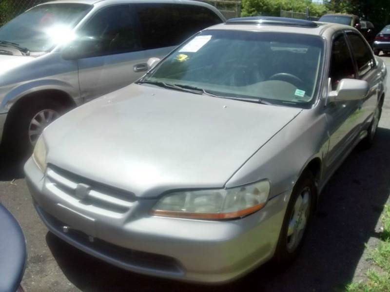1999 Honda Accord EX V6 4dr Sedan   Charlotte NC