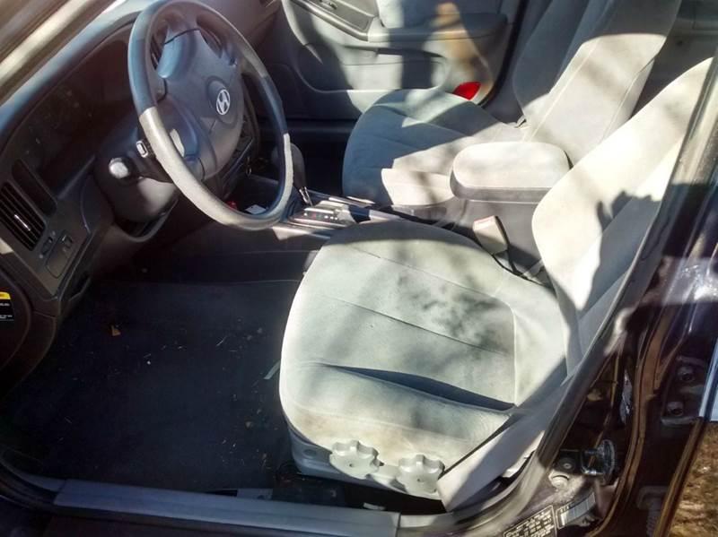 2005 Hyundai Elantra GLS 4dr Sedan - Charlotte NC
