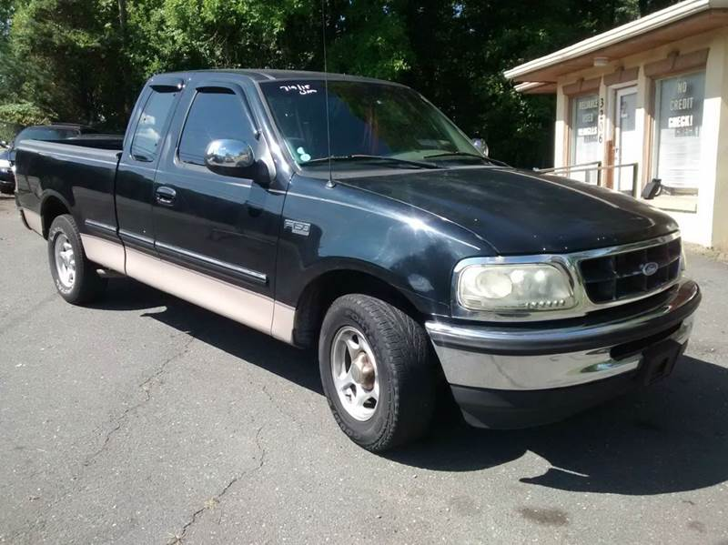 1998 Ford F-150 3dr XL Extended Cab LB - Charlotte NC