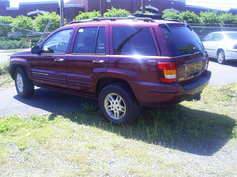 1999 Jeep Grand Cherokee 4dr Limited 4WD SUV - Charlotte NC