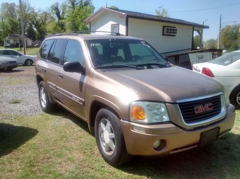 2002 GMC Envoy SLE 4WD 4dr SUV - Charlotte NC