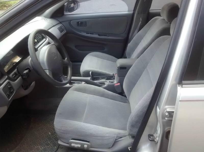 2001 Nissan Altima XE 4dr Sedan - Charlotte NC