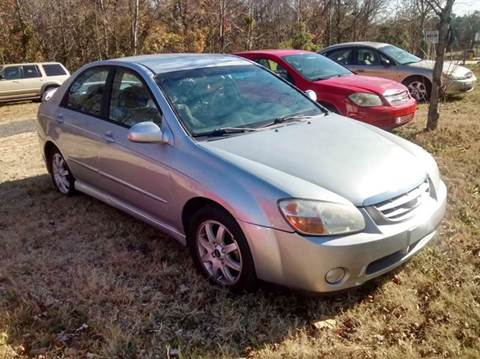 2005 Kia Spectra for sale in Charlotte, NC