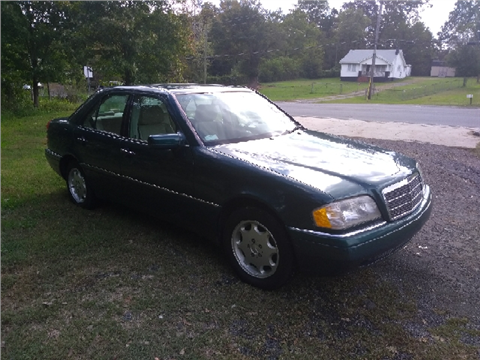 Mercedes Benz Bethesda >> 1995 Mercedes Benz 240 Class For Sale In Charlotte Nc