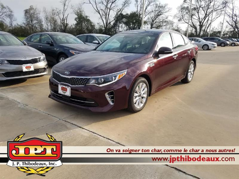 2017 Kia Optima For Sale in Louisiana Carsforsale