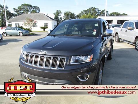 2014 Jeep Grand Cherokee for sale in New Iberia, LA
