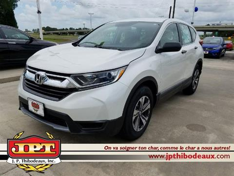 2019 Honda CR-V for sale in New Iberia, LA
