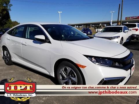 2019 Honda Civic for sale in New Iberia, LA