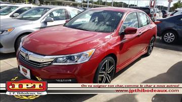 2017 Honda Accord for sale in New Iberia, LA