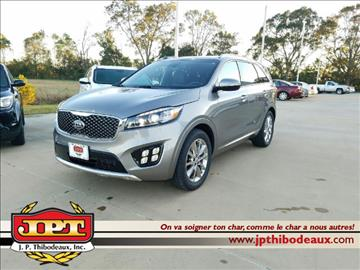 2017 Kia Sorento for sale in New Iberia, LA