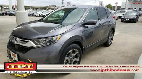 2018 Honda CR-V for sale in New Iberia, LA