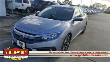 2017 Honda Civic for sale in New Iberia, LA