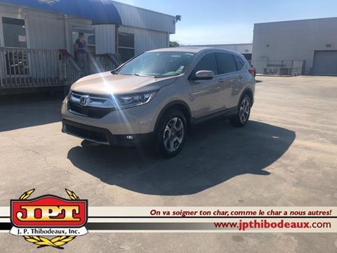 2017 Honda CR-V for sale in New Iberia, LA