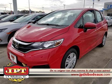 2019 Honda Fit for sale in New Iberia, LA