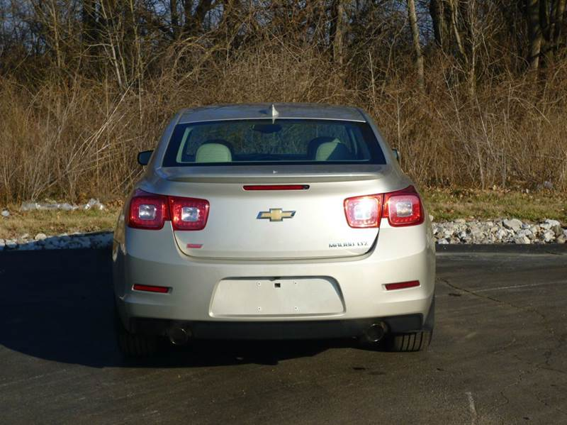 2015 Chevrolet Malibu LTZ 4dr Sedan w/2LZ - Chesterfield MO