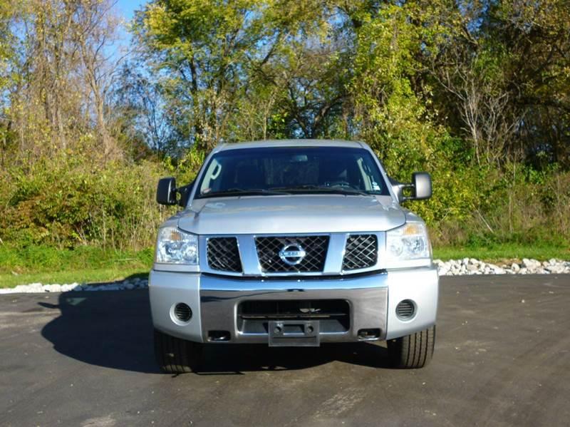 2006 Nissan Titan XE FFV 4dr Crew Cab 4WD SB - Chesterfield MO