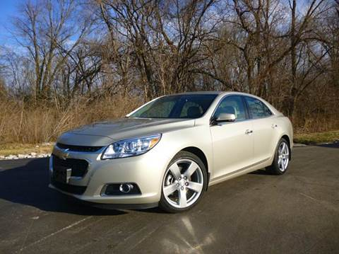 2015 Chevrolet Malibu for sale in Chesterfield MO