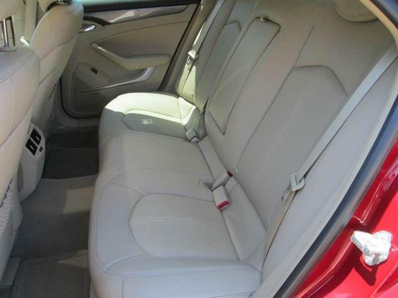 2010 Cadillac CTS 3.0L V6 Performance 4dr Sedan - Carrollton VA