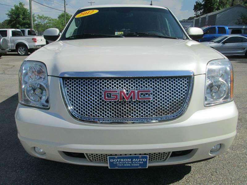 2012 GMC Yukon Denali AWD 4dr SUV - Carrollton VA