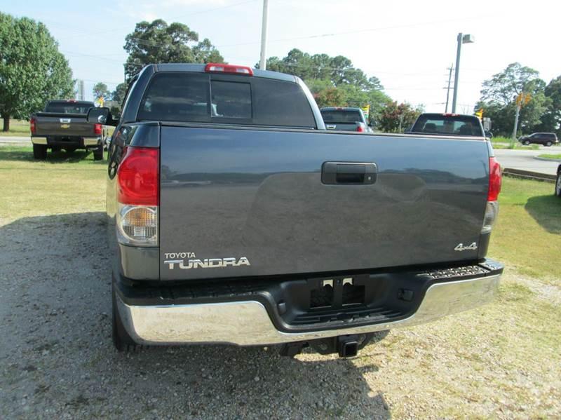 2008 Toyota Tundra 4x4 SR5 4dr Double Cab SB (5.7L V8) - Carrollton VA