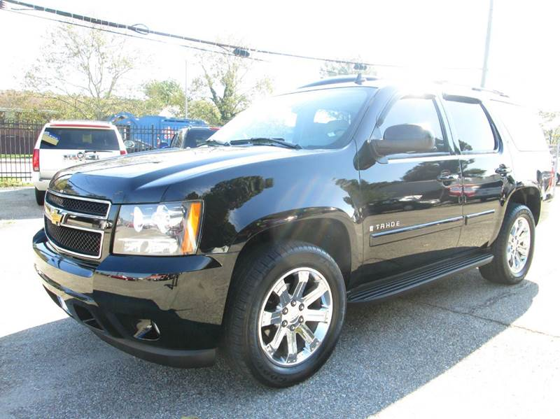 2007 chevrolet tahoe for sale new cars car reviews prices. Black Bedroom Furniture Sets. Home Design Ideas